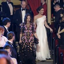 """Prinz William und Herzogin Catherine bei den """"BAFTAS"""" am 10. Februar 2019 in London"""