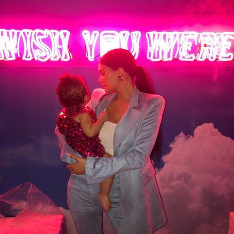 Kylie Jenner: XXL-Geburtstagsparty für ihre einjährige Tochter