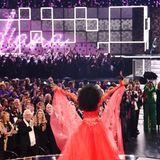 """Die große Diana Ross wird mit dem """"Grammy Lifetime Achievement Award"""" geehrt: Ein Bühnenauftritt ist für mittlerweile 74-jährige Ehrensache."""
