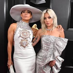 J.Lo, Lady Gaga + Co: Die Tops und Flops der Grammy-Verleihung