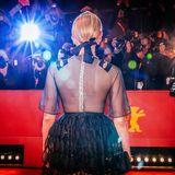 Im Berlinale-Blitzlichtgewitter:Diane Kruger