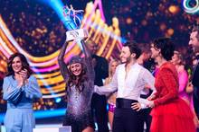 "Sarah siegt bei ""Dancing on Ice"" 2019"