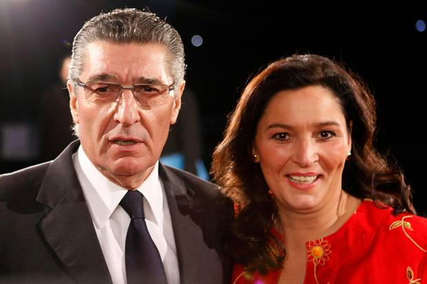 Rudi Assauer, Bettina Michel