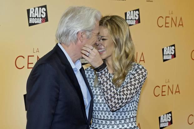 Richard Gere mit 69 Jahren Vater geworden