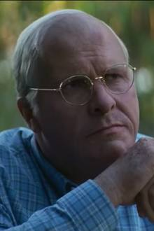 Christian Bale als Dick Cheney