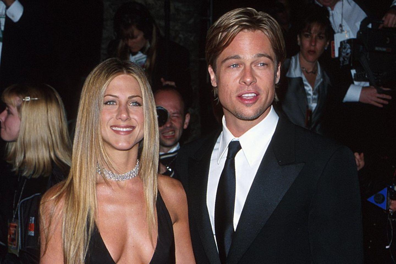 Jennifer Aniston und Brad Pitt waren fünf Jahre, von 2000 bis 2005, verheiratet