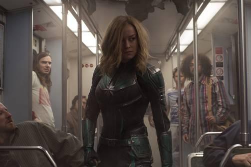 """Brie Larson drehte als """"Captain Marvel"""" drei Tage lang verschiedene Kampfszenen in einemZug"""