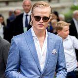 Marius Borg Høiby hat sich zum Frauenschwarm entwickelt. Der Sohn von Kronprinzessin Mette-Marit soll aktuell vergeben sein.