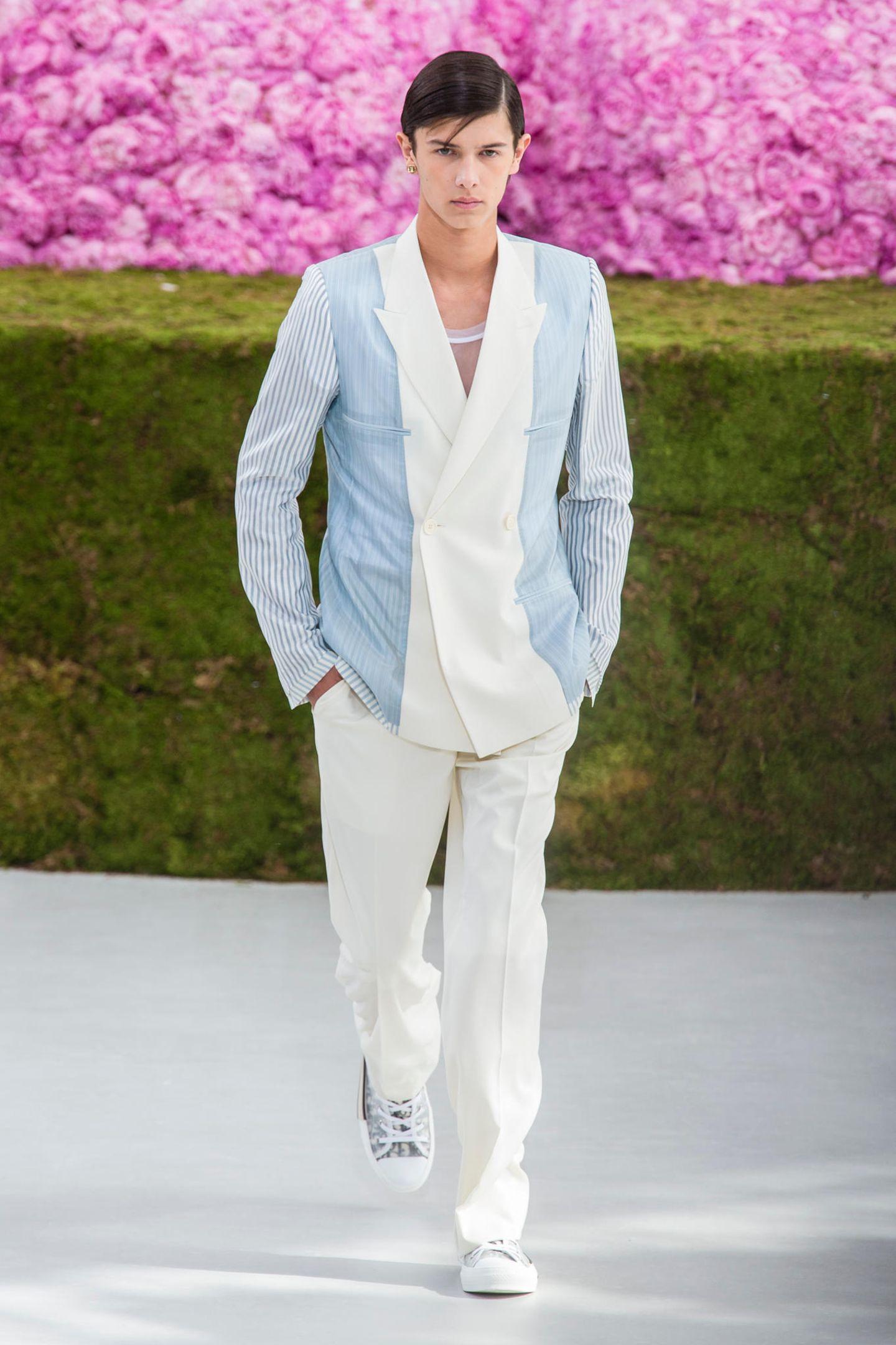 Prinz Nikolais Auftritte als Model lassen Frauenherzen höher schlagen.