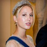 Prinzessin Maria-Olympia von Griechenland ist in den USA geboren. Das Model und It-Girl ist noch solo.