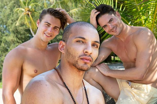 "Richard, Anthony, Dominik von ""Temptation Island"""