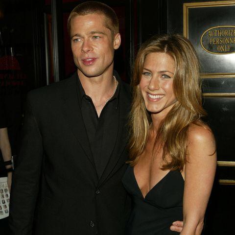 Brad Pitt und Jennifer Aniston waren fünf Jahre miteinander verheiratet, als Angelina Jolie dazwischenfunkte
