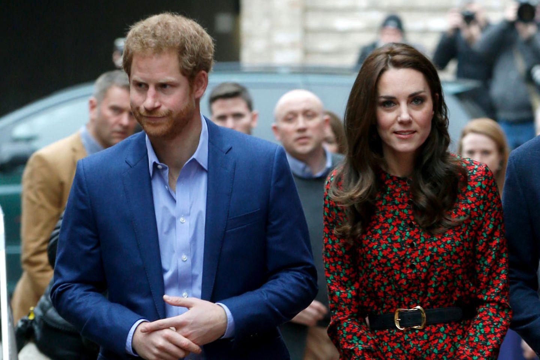 Prinz Harry, Herzogin Catherine