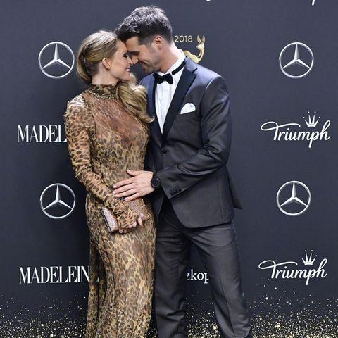 Jana Julie Kilka und Thore Schölermann sind verlobt