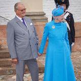 Königin Margrethe musste von der Liebe ihres Lebens bereits Abschied nehmen. Ihr Mann Prinz Henrik verstarb im Februar 2018.