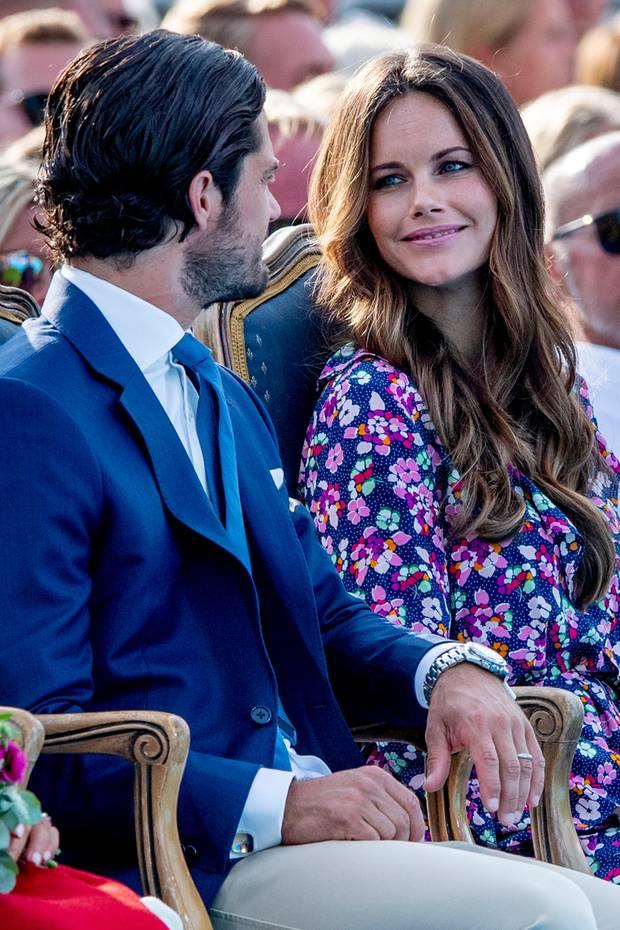Verliebte Royals Fur Sie Ist Immer Valentinstag Gala De