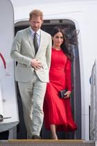 Prinz Harry und Herzogin Meghan gehen auf Reisen