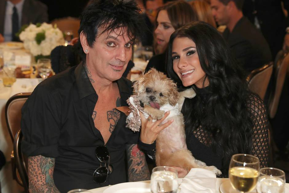 Tommy Lee,Brittany Furlan