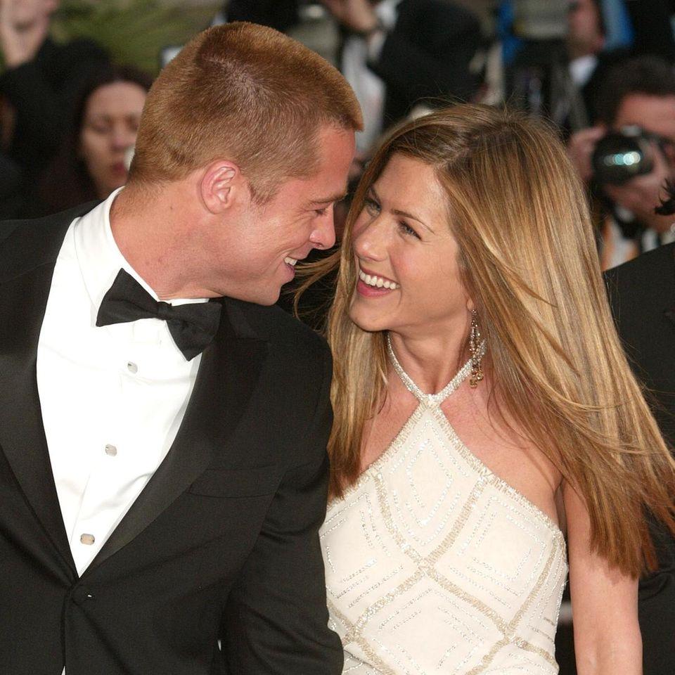 Brad Pitt und Jennifer Aniston waren fünf Jahre lang verheiratet