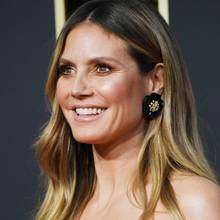 Heidi Klum bei den Golden Globe Awards 2019