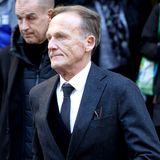 Auch Hans-Joachim Watzke, Geschäftsführer von Borussia Dortmund, ist zur Trauerfeier gekommen.
