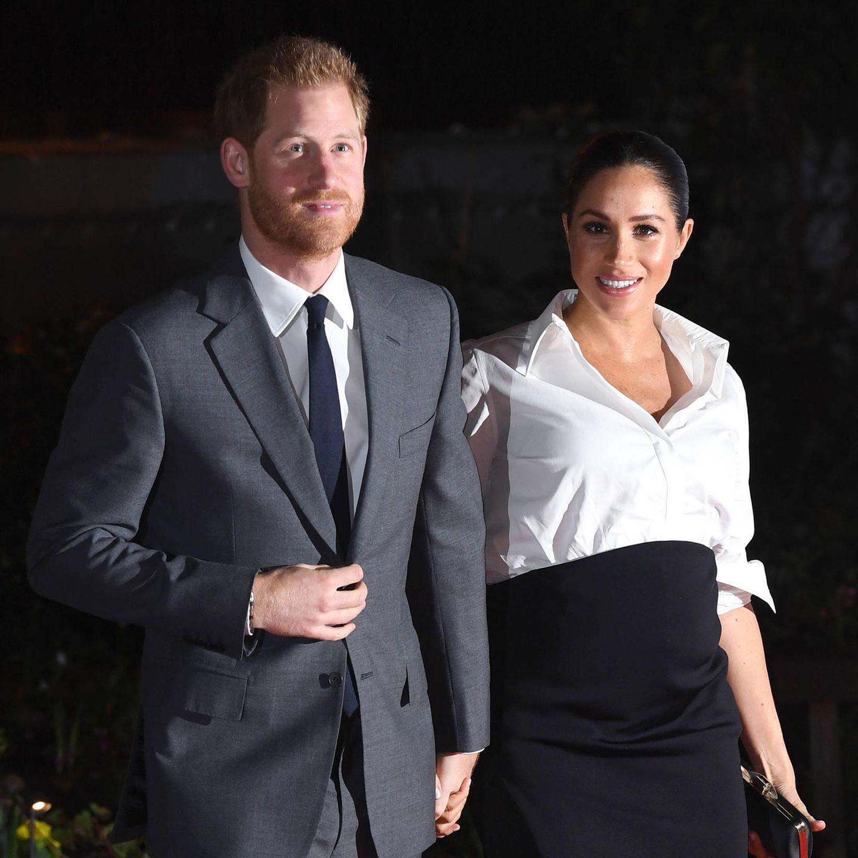 Prinz Harry und Herzogin Meghans Baby ist schon jetzt rekordverdächtig