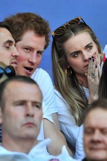 Prinz Harry und Cressida Bonas