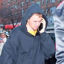 Justin Bieber am 17. Februar 2019 in New York. Er soll derzeit unter einer Verschlechterung seiner Depression leiden