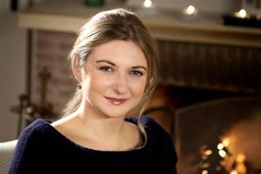 18. Februar 2019  Der luxemburgische Hof veröffentlicht anlässlich Stéphanies 35. Geburtstag ein neues Porträt der Erbgroßherzogin.