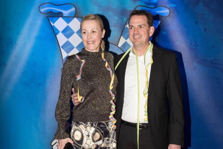 Bettina Wulff + Jan-Henrik Behnken: 1. Liebes-Auftritt auf dem roten Teppich