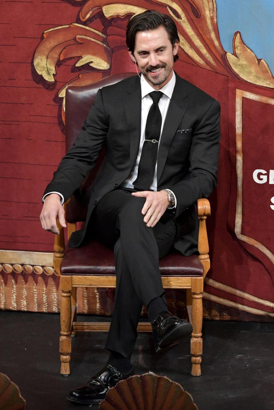 Milo Ventimiglia, *1977, Schauspieler