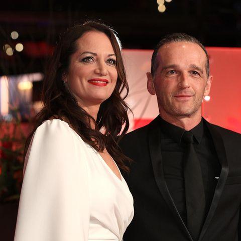 Heiko Maas + Natalie Wörner auf der diesjährigen Berlinale