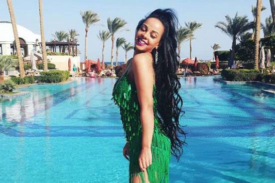Bahati Venus ist glücklich vergeben und freut sich auf ihr Baby
