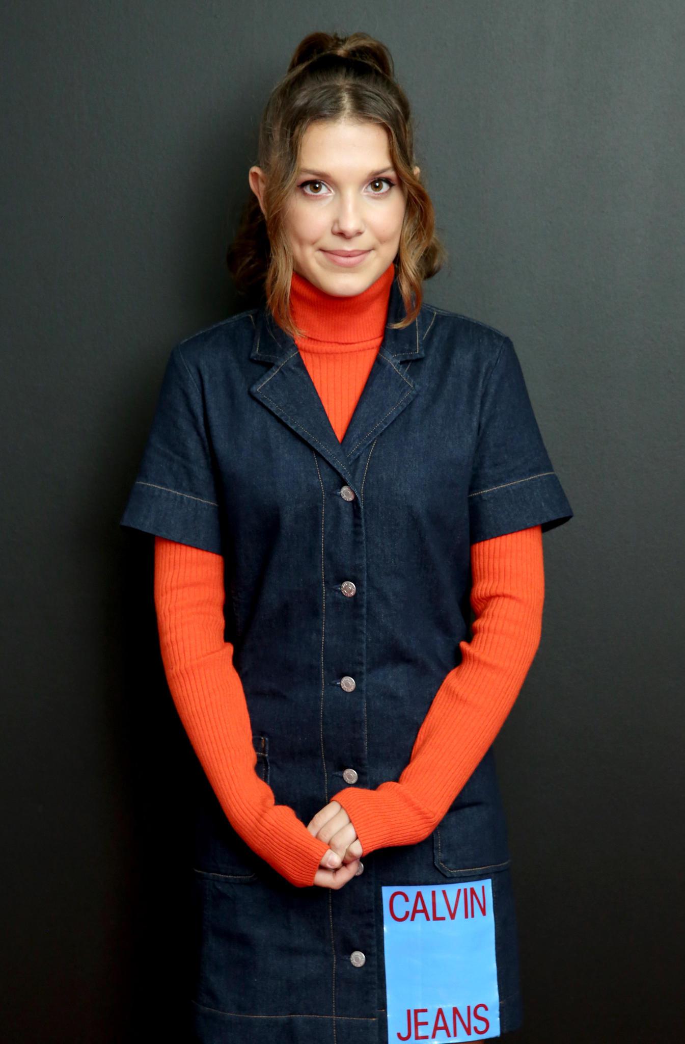 "Millie Bobby Brownwurde durch die Mystery- Serie ""Stranger Things"" zum Star"