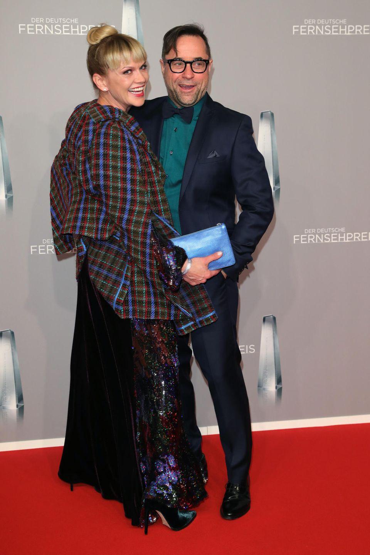 Anna Loos + Jan Josef Liefers