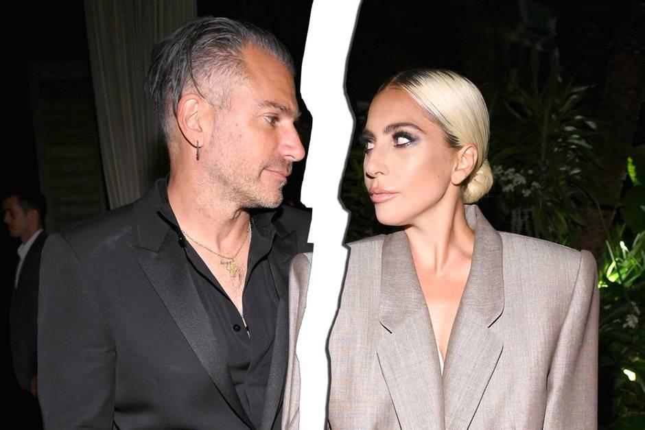 Lady Gaga hat sich von ihrem Verlobten Christian Carino getrennt.