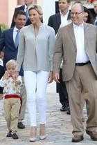 Fürstin Charlène: Ungewohnt private Einblicke in ihr Familienleben