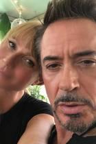 """""""Ihr wisst, dass ich immer seine Pepper sein werde, wann auch immer mich dieser Typ braucht"""", postet Gwyneth Paltrow freundschaftlich und beweist damit, dass sie auch über die Marvel-Dreharbeiten hinaus für Schauspielkollegen Robert Downey Jr. da sein wird."""