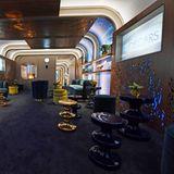 Im Oscars Greenroom können sich die Präsentatoren und Gewinner vom Trubel auf der Bühne erholen.