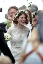 "Game of Thrones-Hochzeit: Kit Harington ""Jon Snow"" heiratet Co-Star Rose Leslie in Großbritannien"