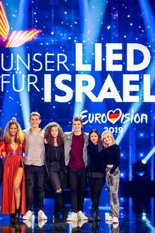 """Die ARD zeigt """"Unser Lied für Israel"""" am Freitag, dem 22. Februar, um 20.15 Uhr"""