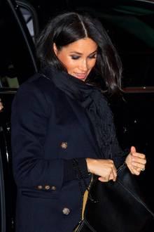 Herzogin Meghan feiert ihre Babyparty in New York.