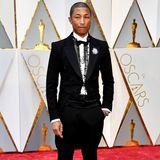 Musiker Pharrell Williams zählt in diesem Jahr zu den Presentern.