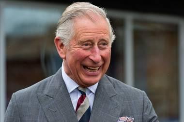Prinz Charles der 80er: Hier zeigt er seine Breakdance-Skills