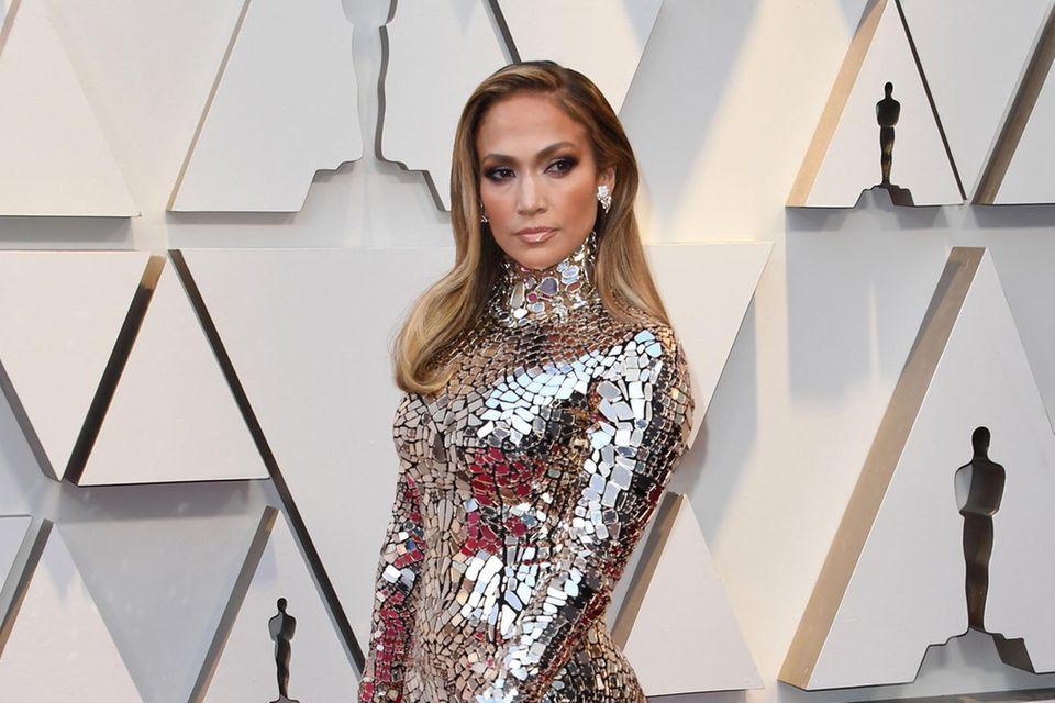 Jennifer Lopez in Tom Ford