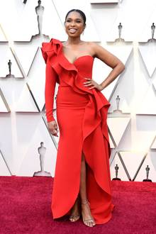 Jennifer Hudson in Elie Saab Couture