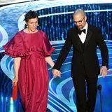 Frances McDormand und Sam Rockwell