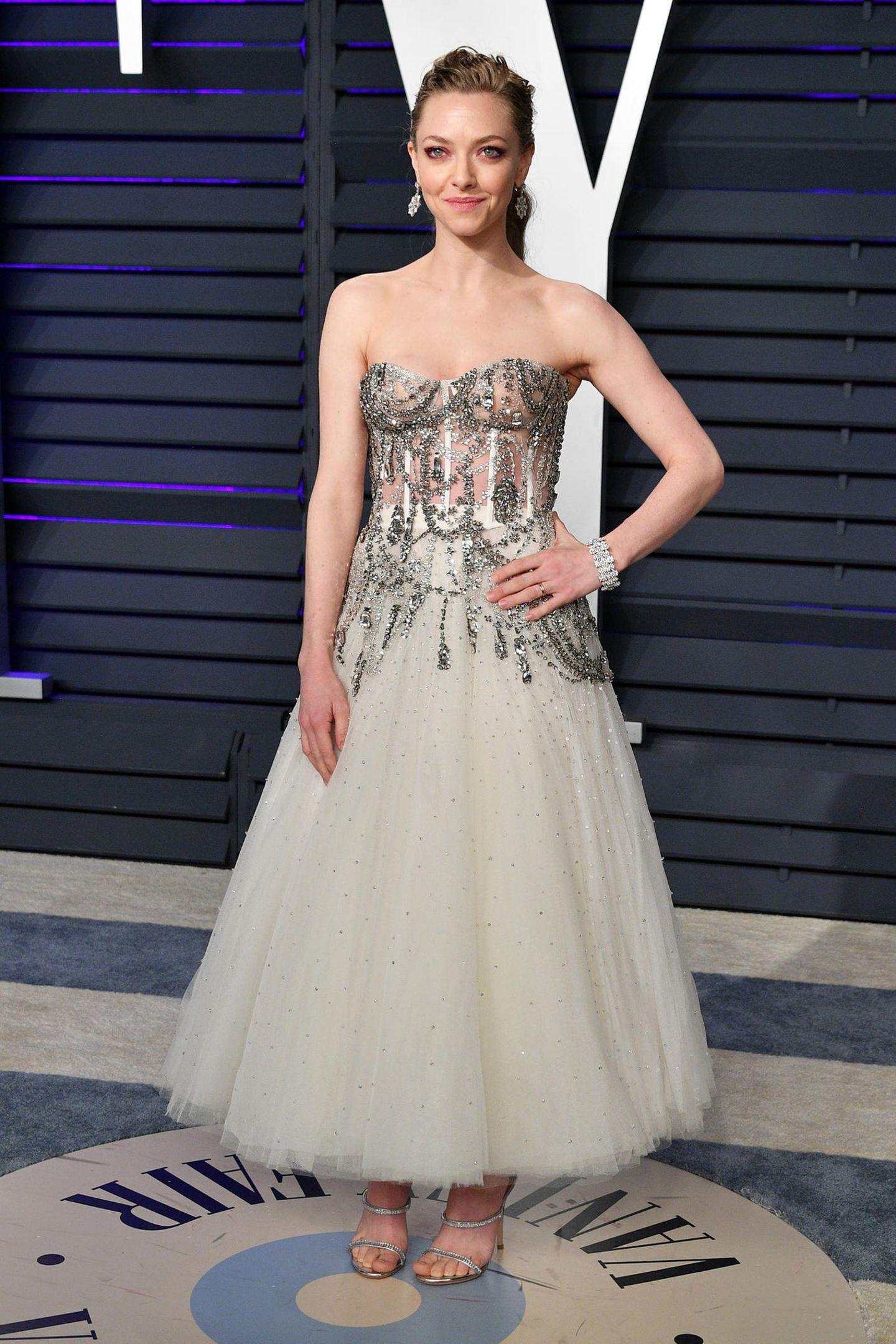 Prinzessin trifft Ballerina: Amanda Seyfried