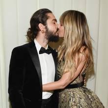 Tom Kaulitz ist zwar nicht der Oscar, für Heidi Klum aber sicher noch begehrter als einer der Goldjungen Hollywoods
