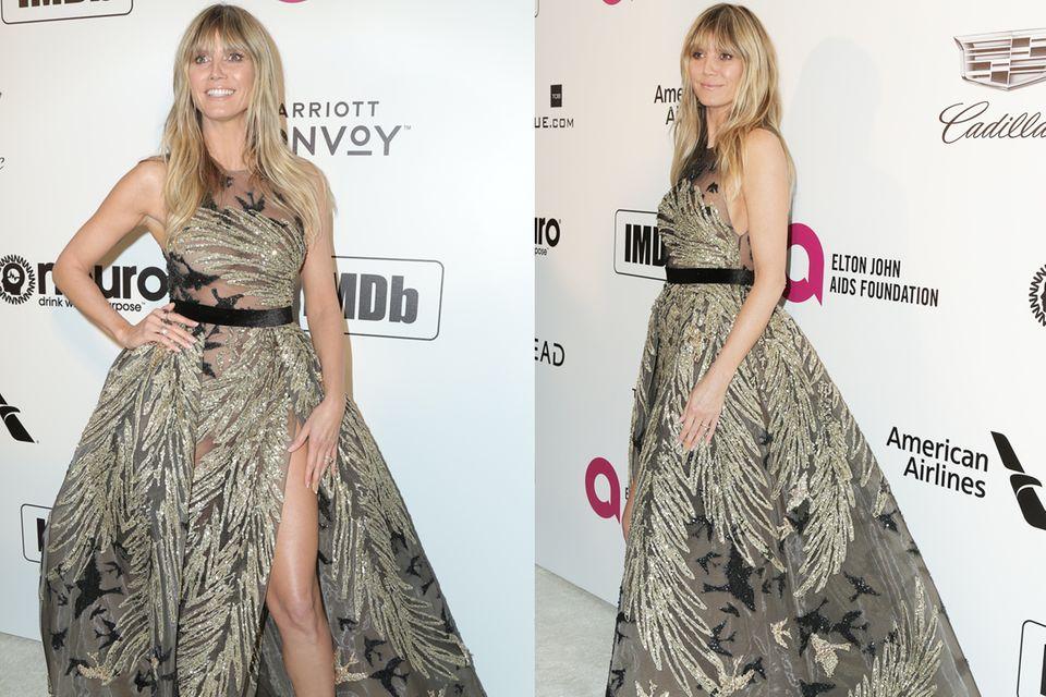 Heidi Klum nach den Oscars 2019 - schwanger von Tom Kaulitz oder nicht?